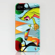 Magic Breed iPhone (4, 4s) Slim Case