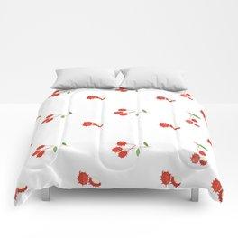 Rambutan - Singapore Tropical Fruits Series Comforters