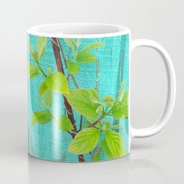 Spring Greens Coffee Mug