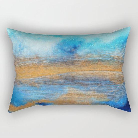 Improvisation 33 Rectangular Pillow