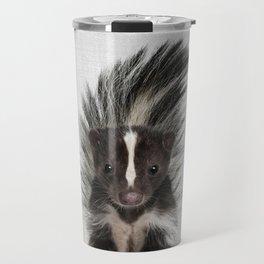 Skunk - Colorful Travel Mug