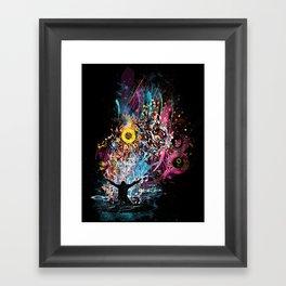 soul dj Framed Art Print