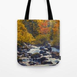 Autumn River II Tote Bag