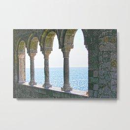 Mare mediterrane Metal Print