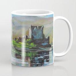 Scottish fine art painting of Eilean Donan castle Coffee Mug
