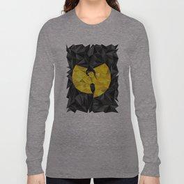 Wu Geometry Long Sleeve T-shirt