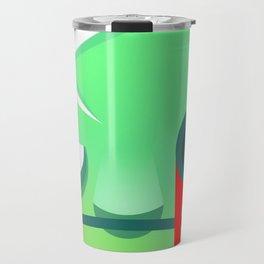Zombie cube Travel Mug