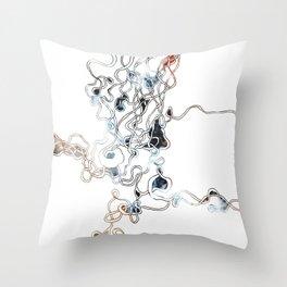 Design #2 Throw Pillow