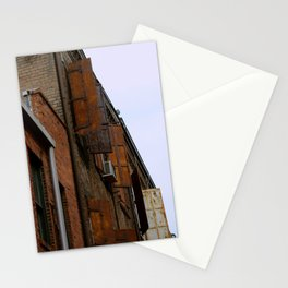 Antique Windows Stationery Cards