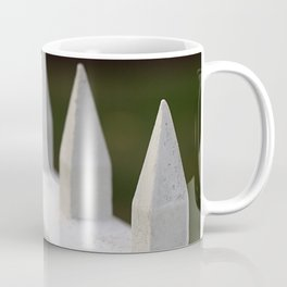 Mount Clare Mansion Fence Coffee Mug