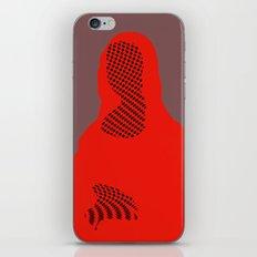Mona, nu mach aber mal ein Punkt · 1 iPhone & iPod Skin