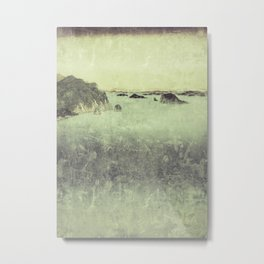Long Ways to Inchen Metal Print
