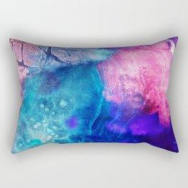 Magic watercolor  Rectangular Pillow