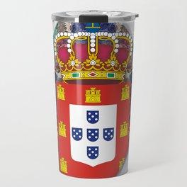 Portugal Travel Mug