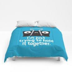 Get a Grip Comforters