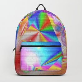Colorful Mural Backpack