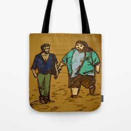 out the hatch Tote Bag