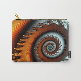 The elektric spiral Carry-All Pouch