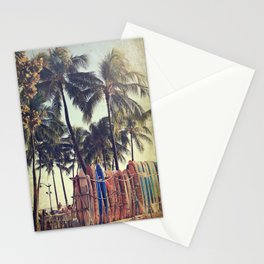 Classic Hawaii Stationery Cards