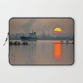 International sunset Laptop Sleeve