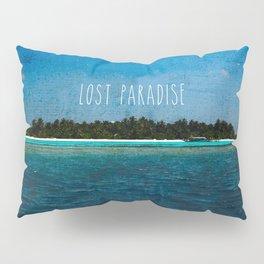 Lost Paradise Pillow Sham
