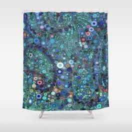 :: Ocean Fabric :: Shower Curtain