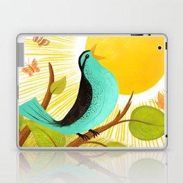 Early To Rise Laptop & iPad Skin