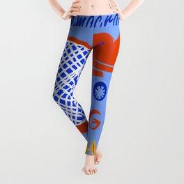 OMG GOP WTF Leggings