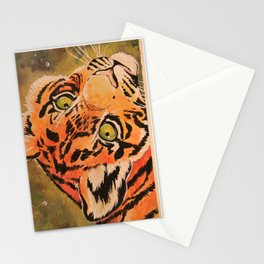 Warm Colors Stationery Cards