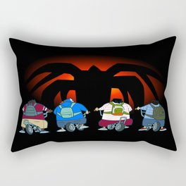 Mindflyer Rectangular Pillow