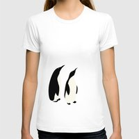 penguins T-shirts featuring Penguins by Rceeh