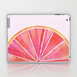 Sunny Grapefruit Watercolor Laptop & iPad Skin