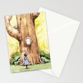 A Curious Quercus Stationery Cards