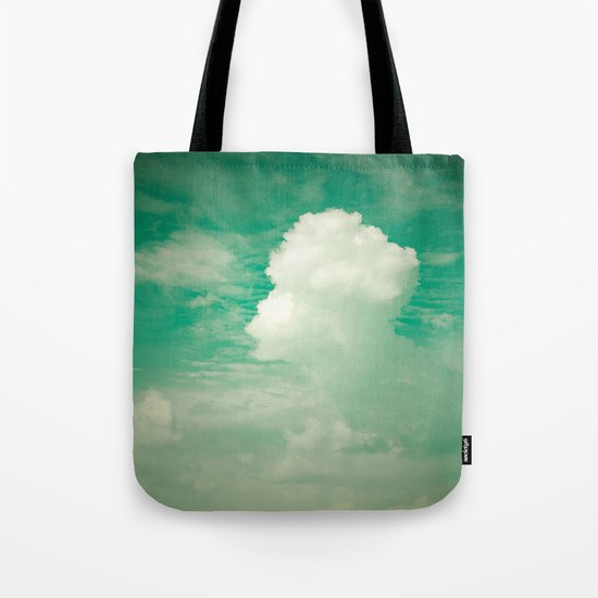 In Somebody Else's Sky Tote Bag