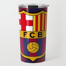 Barcelona Travel Mug