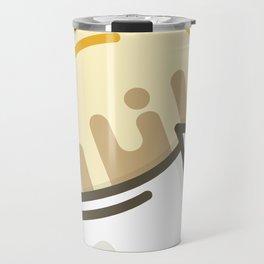 Arepa con Jamón y Queso Travel Mug