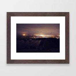 Hawkes Bay Framed Art Print