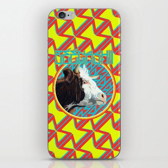 Beegashii iPhone & iPod Skin