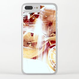 """""""Her Name Is Vette, And She Not Little"""" Clear iPhone Case"""