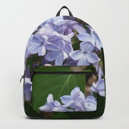 Lilac Beauty by Teresa Thompson Backpack