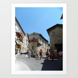 La Bella Italia Art Print