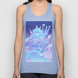 Howl's Moving Castle Unisex Tank Top