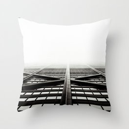 Chicago - Hancock Throw Pillow