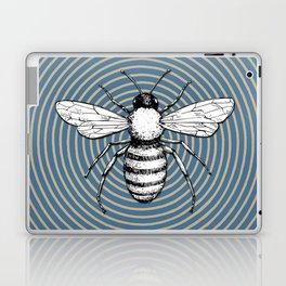 Pop Art  Bee Laptop & iPad Skin