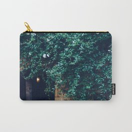 Into the Ivy, Down the Hall Carry-All Pouch