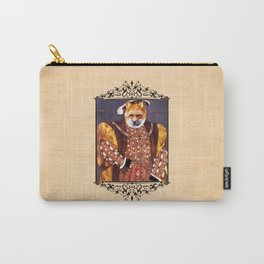 Henry VIII Fox Poster Carry-All Pouch