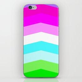 Pastel Rainbow iPhone Skin