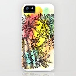 Plant Series: Desert Cactus iPhone Case