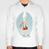 dancer Hoodies featuring Dancer by Freeminds