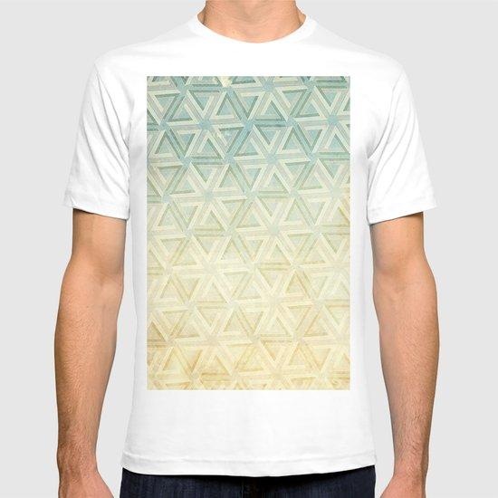 escher pattern T-shirt